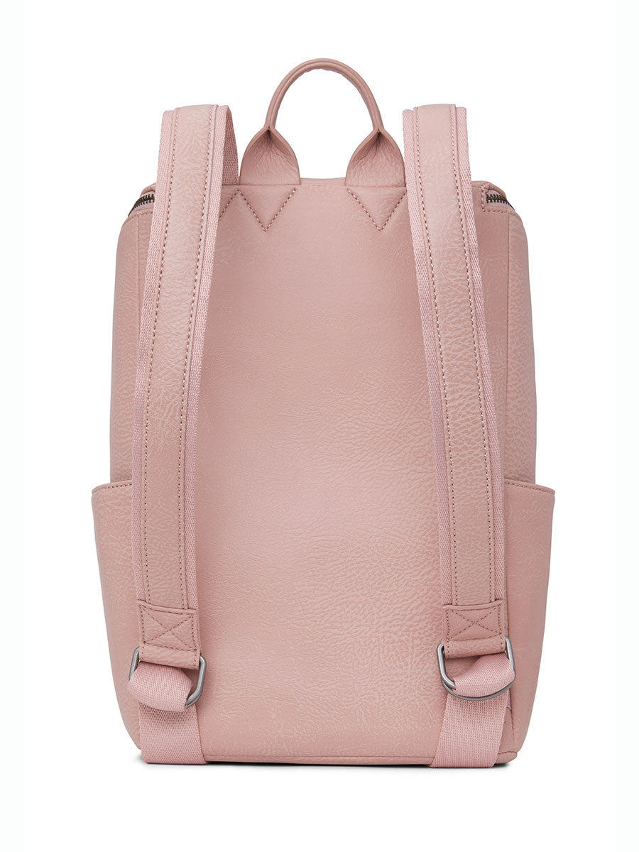 BRAVE VEGAN BACKPACK - PEBBLE PINK