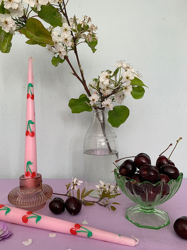 CHERRY OH BABY CANDLES