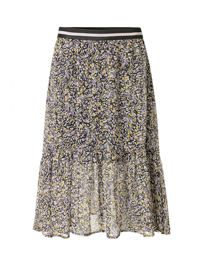 CLAUDIA2 DITSY FLORAL SKIRT