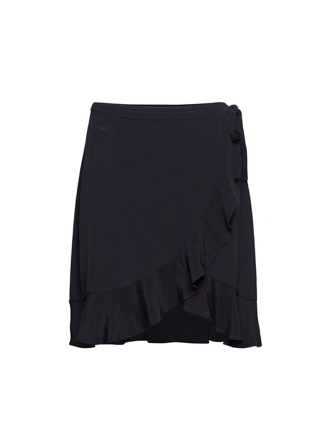 LIMON MINI WRAP SKIRT