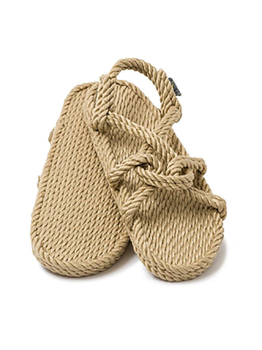 MOUNTAIN MAMA ROPE SANDALS