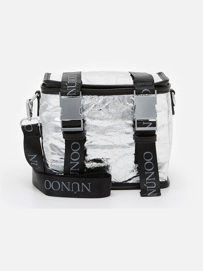 LARGE COOLING BAG - SILVER