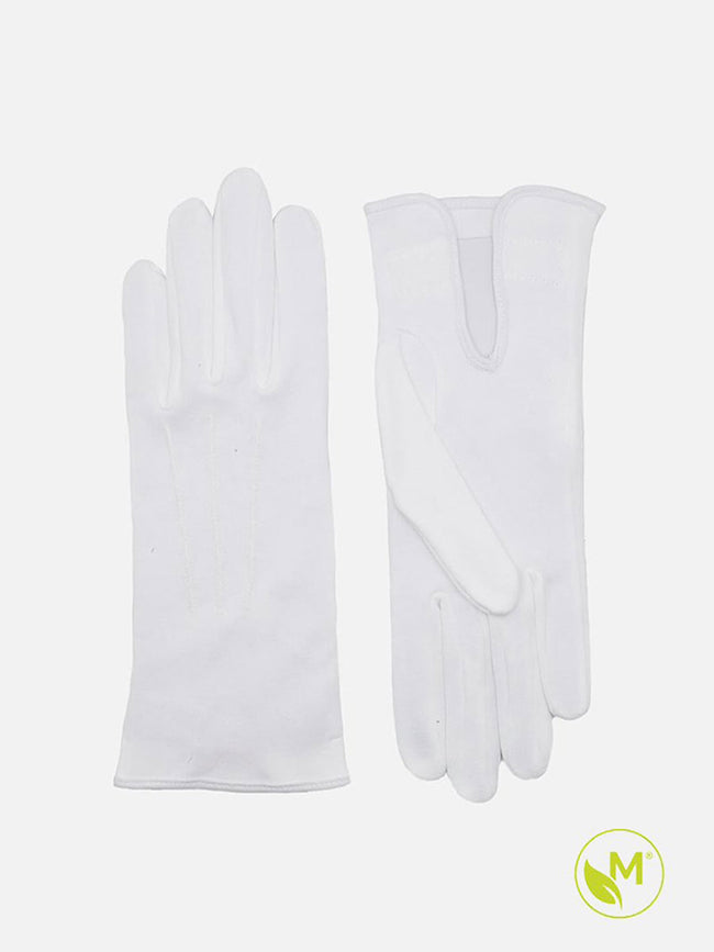 WOMEN'S PROTECTIVE TRAVEL GLOVES - WHITE