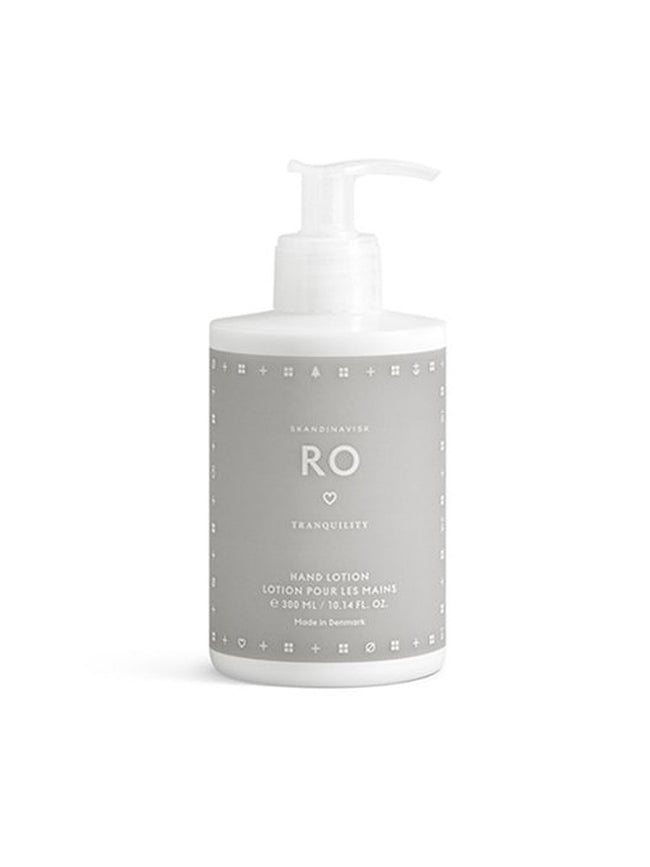 HAND & BODY LOTION - RO
