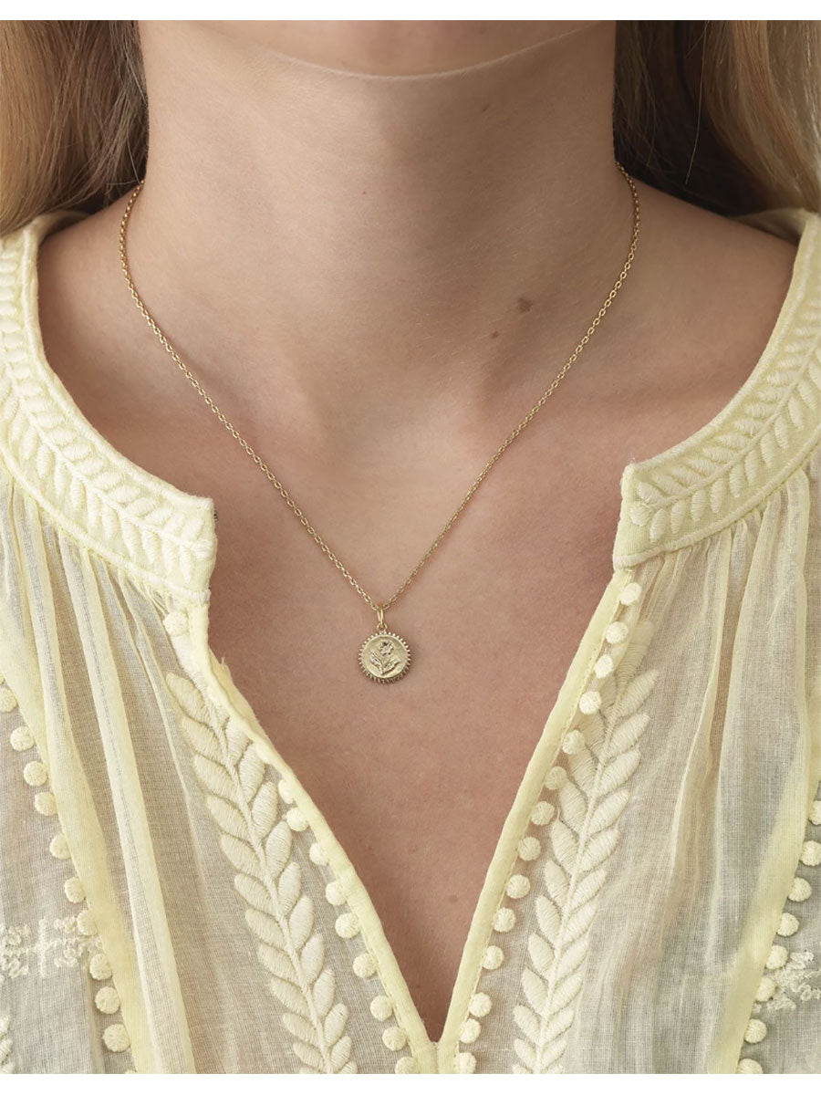 TRUE LOVE NECKLACE GOLD