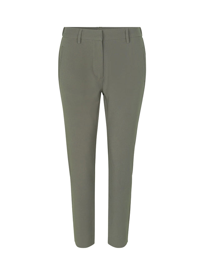 HELENA 2 SLIM TROUSERS - ARMY