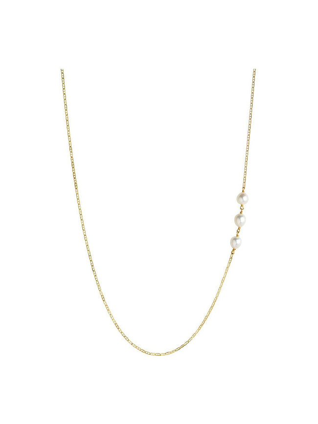 TESSORO NECKLACE - GOLD