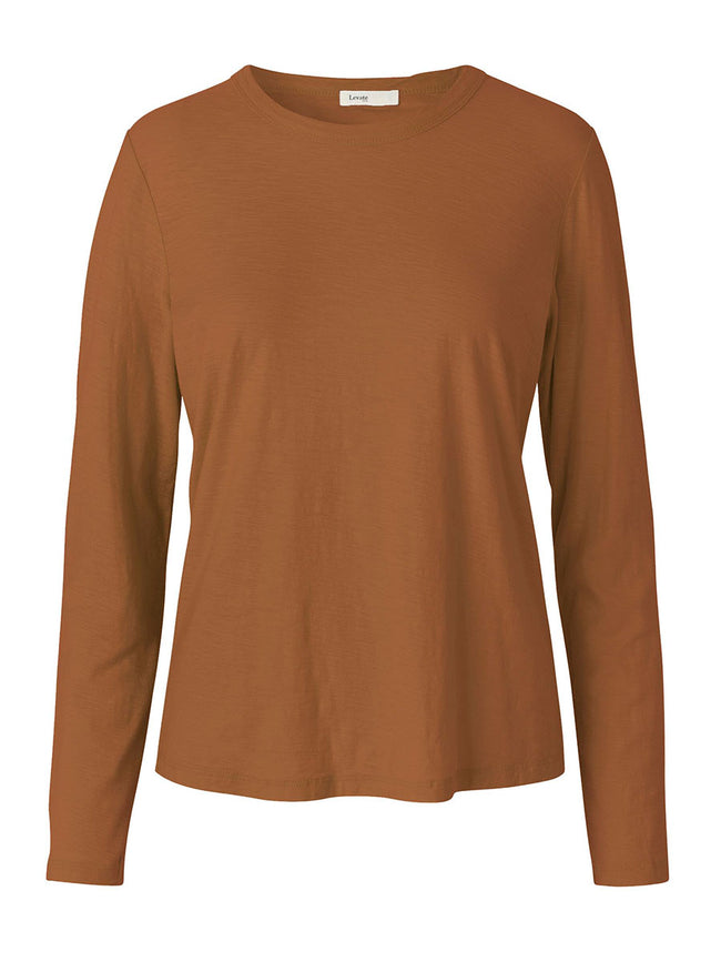 ANY3 T-SHIRT - SQUIRREL BROWN
