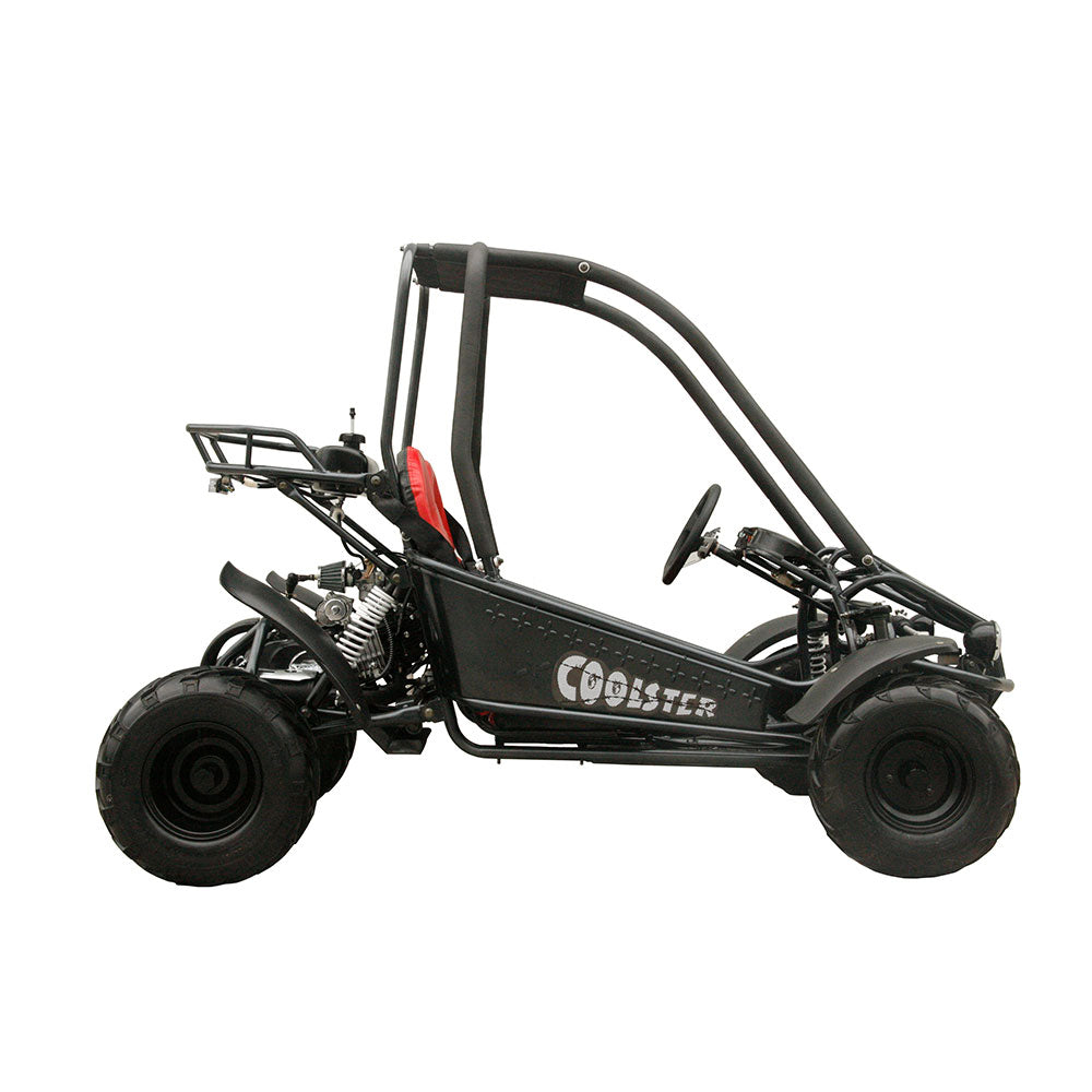 Coolster GK-6125 125cc Youth Go Kart | POWERSPORTS GONE WILD