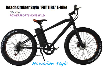 Nakto FAT TIRE EBike