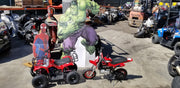 SooYung Fuego40 40cc ATV for Kids