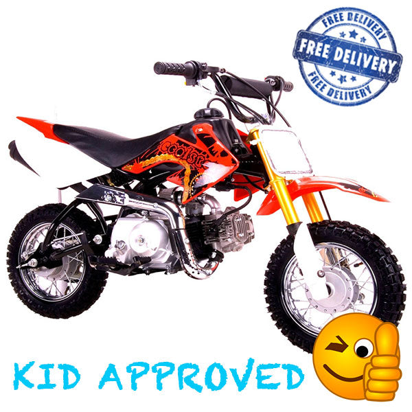 Coolster QG213 110cc Kids Pit Bike