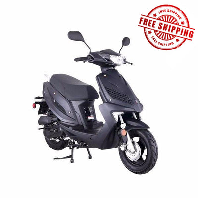 Tao Motor NEW SPEED50 50cc Gas Moped Scooter