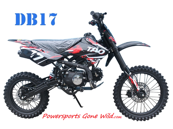 TaoTao DB-17 Youth Pit Bike | Mini Dirt Bike
