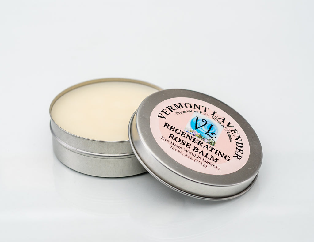 Regenerating Rose Balm Face Moisturizer