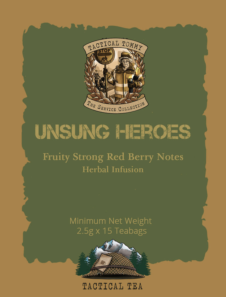 Unsung Heroes - Berry Fruit Herbal Infusion