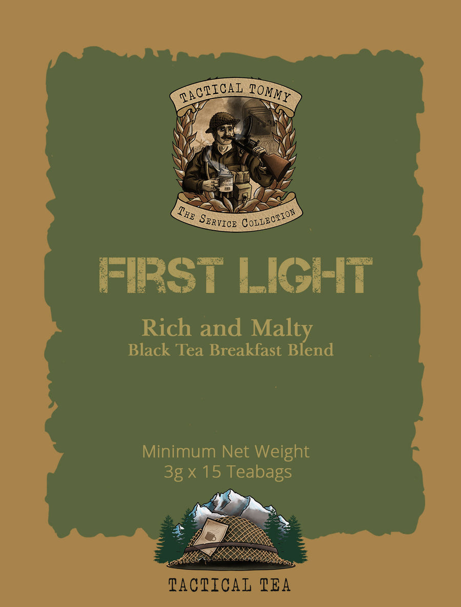 First Light - English Breakfast Black Tea