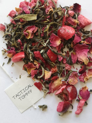 Chocks Away - Flavoured White Tea