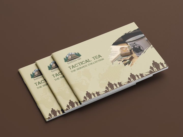 The Tactical Tea Book - The Service Collection