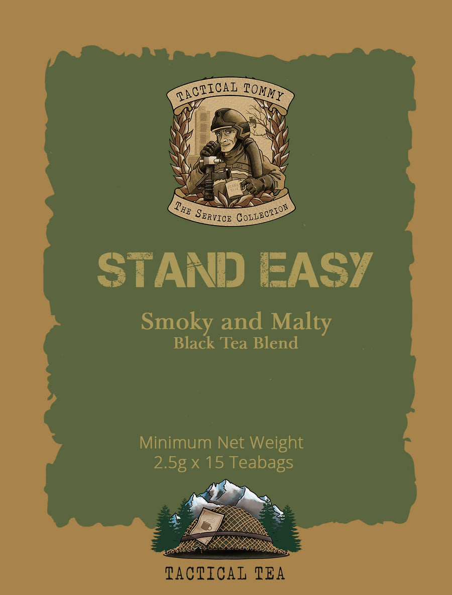 Stand Easy - Smoky Afternoon Black Tea
