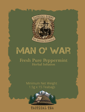 Man O' War - Peppermint Herbal Infusion