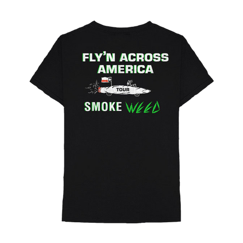 Fly'n Across America 420 T-Shirt