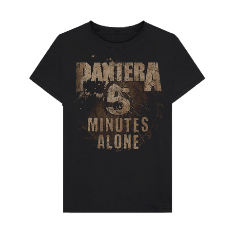 5 Minutes Alone T-Shirt