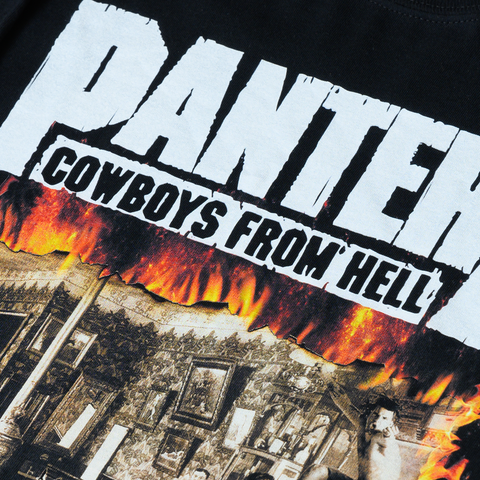 Cowboys From Hell 30th L/S T-Shirt