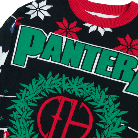 Pantera Holiday Sweater