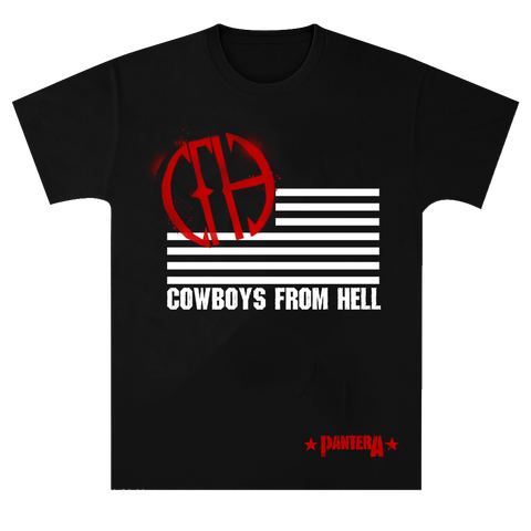 CFH Flag T-shirt