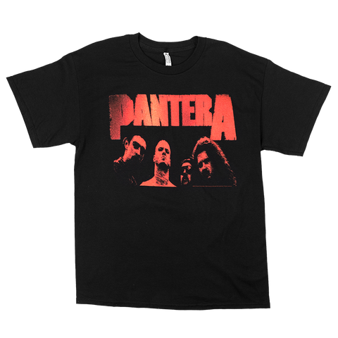Pantera Sticker T-Shirt
