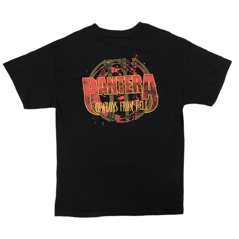 Pantera Cowboy From Hell T-Shirt