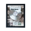 30th Anniversary RIAA Personalized Platinum Plaque
