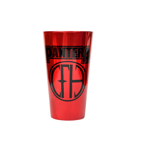 CFH Mirrored Pint Glass