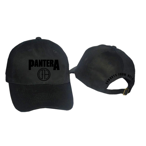 Black on Black CFH Hat