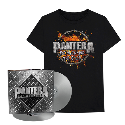 REINVENTING THE STEEL: 20th ANNIVERSARY EDITION 2LP + T-SHIRT BUNDLE