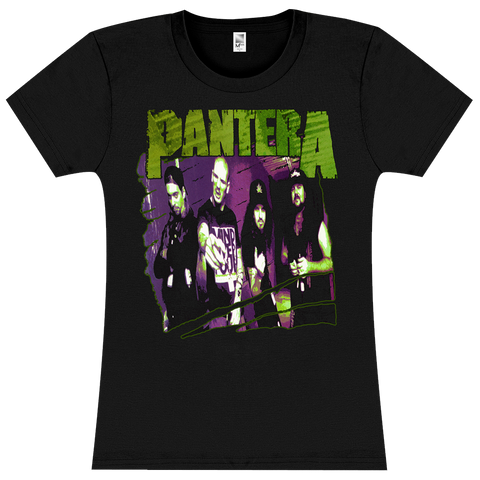 Pantera Group Sketch Junior T-Shirt