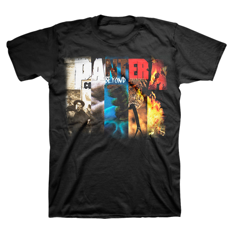 Pantera Collage T-Shirt