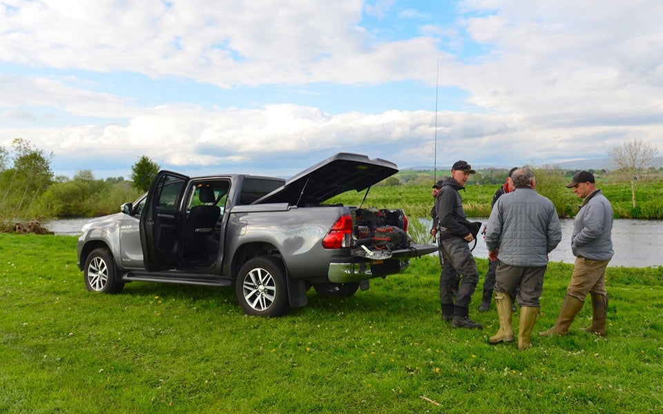 Guideline and Yorkshire Fly Fly Fishing Event with John Norris of Penrith