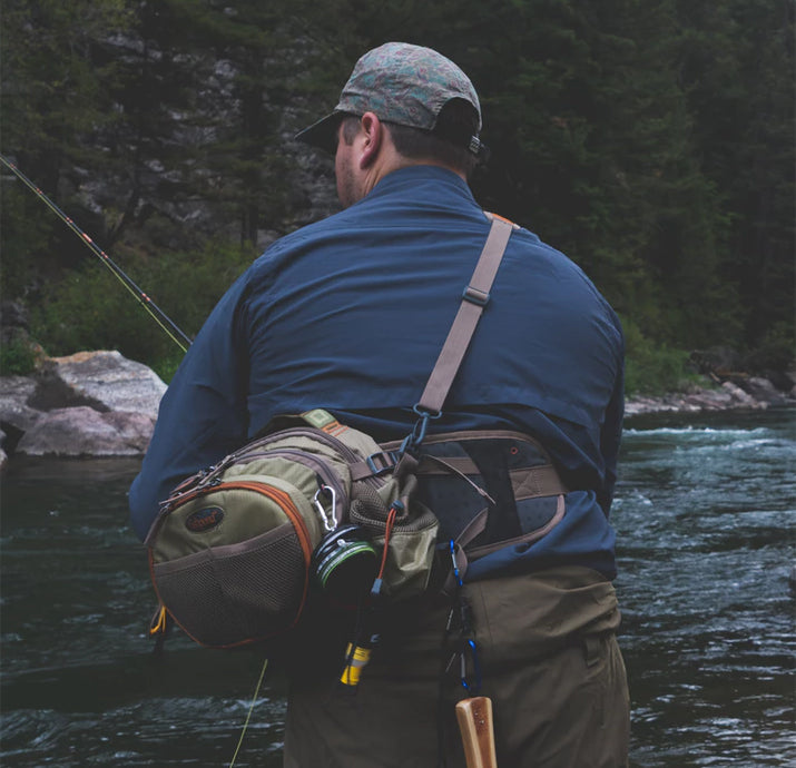 fly fishing bags & cases