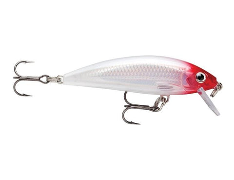 Rapala X-Rap Countdown Sinking Lure - Red Head