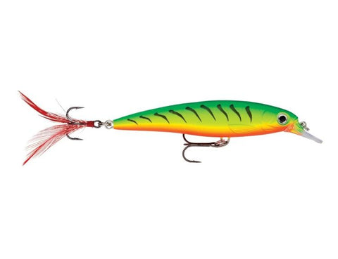 Rapala X-Raps Lure - Fire Tiger
