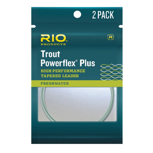 Rio Powerflex Plus Tapered Leaders
