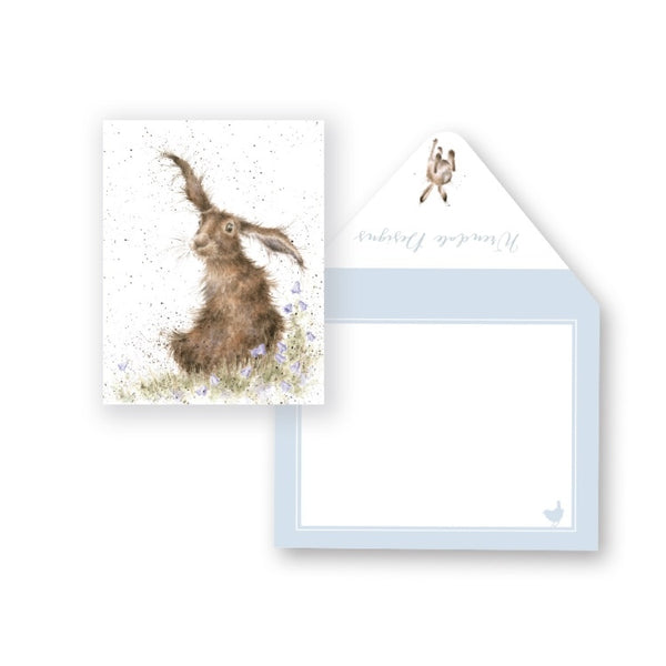 Wrendale Designs Harebells Miniature Card
