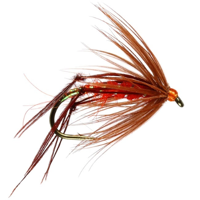 HOPPER ORANGE FLIES