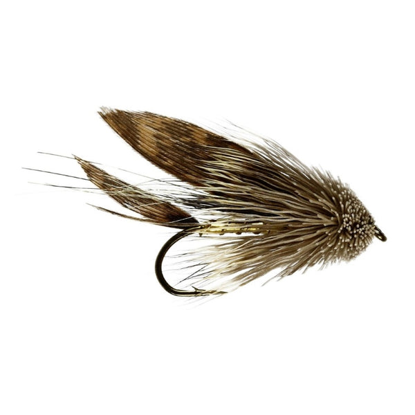 Natural Muddler Flies