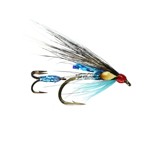 Squirrel & Blue JC Secret Weapon Flies
