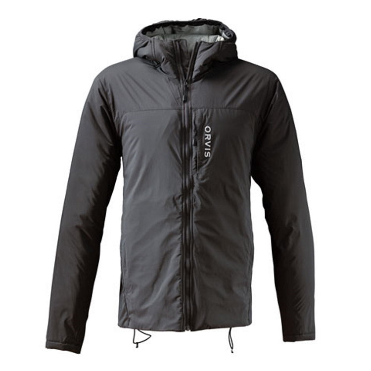 Orvis Pro Insulated Hooded Jacket - Black