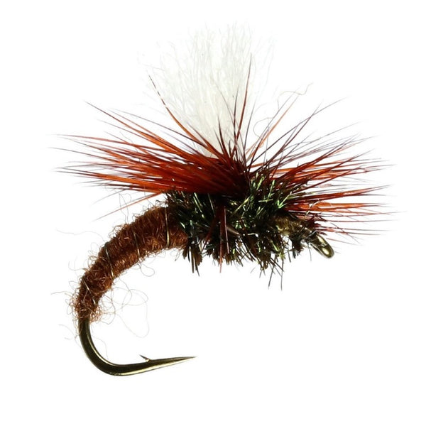 BROWN KLINKHAMMER FLIES