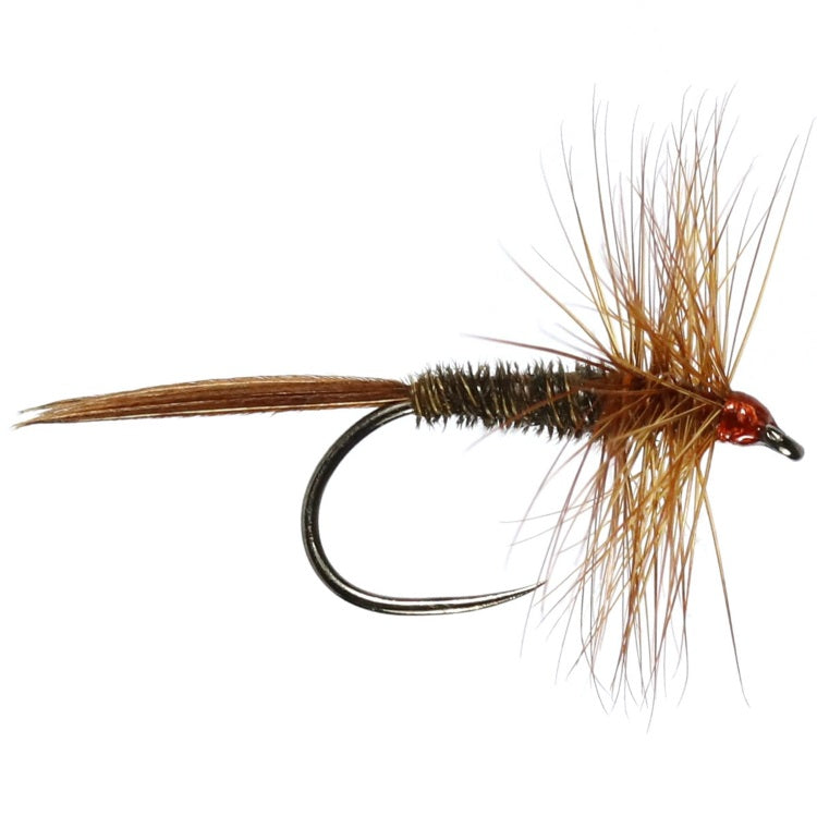 PHEASANT TAIL HACKLED DRY FLIES